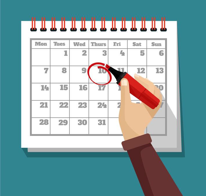 Calendarios Laborales 2020